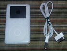 White Apple iPod Classic 3rd Gen 10GB A1040 Vintage Retro MP3 !USA Seller!