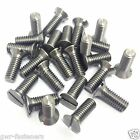 "6BA x 3/16"" STAINLESS Steel Slotted Countersunk Screws - 10 Pack - 4 BA Bolts"
