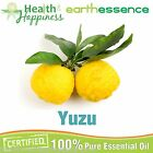 earthessence YUZU ~ CERTIFIED 100% PURE ESSENTIAL OIL ~ Therapeutic Grade
