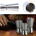 3 Pattern Ounce Stainless Spirit Cocktails Measure Cup Shot Jigger Alcohol Vodka