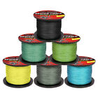 100M Super Strong Dyneema Spectra Extreme PE Braided Ideal Xmas Sea Fishing Line