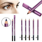 5Colors Women Lasting Waterproof Eyebrow Pencil Eyeliner With Brush Makeup Tools