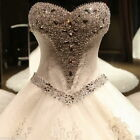 New Ivory/white Wedding Bridal Gown Dress Custom Size 6-8-10-12-14-16++++