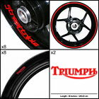 Triumph Speed Triple  Motorcycle Sticker Decal Graphic kit SPKFP1TR006 £59.0 GBP on eBay