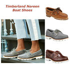 Women Timberland Boat Shoes Noreen Heritage Brown Leather Oxfords NEW