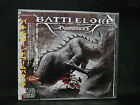 BATTLELORE Doombound JAPAN CD + Bonus DVD Elvenking Alestorm Imperia Evenoire