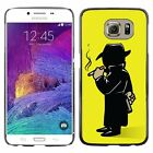 Hard Phone Case Cover Skin For Samsung Game Falout silhouette