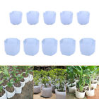 5 Packs Fabric Grow Bags Smart Plant Pots Container 5 / 15 Gallon New Hot DY