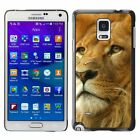 Hard Phone Case Cover Skin For Samsung Lion