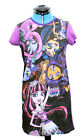 Purple Girls Monster Hign Dress Multiple Sizes