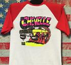 Vintage '69 Rats Hole Original SS Chevelle transfer on baseball 3/4 sleeve RARE