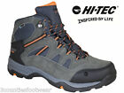 MENS WALKING BOOTS - WIDE FIT  HI TEC - WATERPROOF EXTRA WIDE BOOTS - CLEARANCE