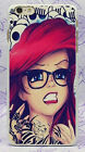 Tattooed Princess Ariel The Little Mermaid Hard Case Cover For All Phone Models
