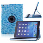 360 Rotating Stand Leather Smart Case Cover For Apple Ipad 2/3/4 Air 2 Mini Pro