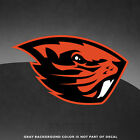 "Oregon State Beavers Vinyl Decal Sticker - 4"" and Up"