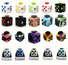 Cube Anxiety and Stress Reliever  For Adults Children Fidgetcube Desk  Spin Toy