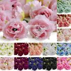 50pcs Small Sakura Artificial Flowers DIY Party Wedding Home Decoraction 40mm