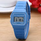 New Fashion Women's Digital Electronic Watch Men's Silicone Casual Wristwatch