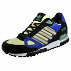 Adidas Originals ZX 750 Mens Classic Casual Retro Trainers Yellow