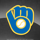 "Milwaukee Brewers Logo Vinyl Decal Sticker MLB - 4"" and Larger Sizes - Glossy on Ebay"