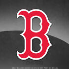 "Boston Red Sox Logo Vinyl Decal Sticker MLB - 4"" and Larger Sizes - Glossy"
