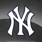 "New York Yankees NY Vinyl Decal Sticker - 4"" and Larger Sizes MLB on Ebay"