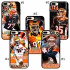 Cincinnati Bengals stars Andrew Geno Tyler A.J. Green Andy for iPhone case cover