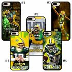 Green Bay Packers stars Aaron Rodgers Clay Eddie Jordy Randall iPhone case cover