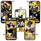 Pittsburgh Steelers Antonio Brown Ben Cameron James Le'Veon Bell for iPhone case