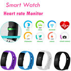 V66 Smart Watch Pedometer Heart Rate Monitor Waterproof Bluetooth Sport Fitness