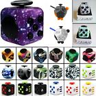 New Stress Reliever For Adults kids Fidget cube Unique Anti-anxiety Spin Toy