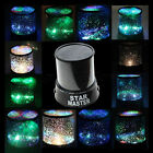 LED Cosmos Colourful Master Star Sky Projection Lamp Night Light Children Gifts