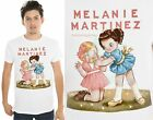 """New Licensed Melanie Martinez Cry Baby """"PACIFY HER"""" Unisex Tee For Adults"""