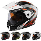 Castle X EXO-CX950 Apex Modular Mens Dual Sport DOT Sled Snowmobile Helmets