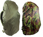 Highlander Bergan waterproof lightweight rucksack ruc sac protective cover