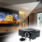 New HD Home Theater Multimedia LCD LED Projector 1080P HDMI TV Dvd Game Movie HL