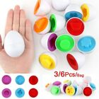 Baby Children Simulation Eggs Puzzle Toy Learning Development Educational Toys