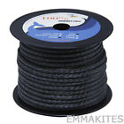 Stronger and Lighter 5500lb Braided Dyneema UHMWPE Line Cord 4.5mm for Camping