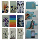 luxury Wallet Magnetic flip Leather case cover pouch for Archos + mini stylus