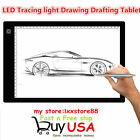 """19"""" A3/A4 LED Tracing Light Board Drawing Box Pad Table Stencil Display Artist Y"""
