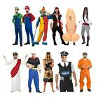 Fun Fancy Adult Mens Dress Party Costume Outfit Halloween Stag Halloween