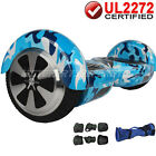 UL2272 Certified Balancing Scooter Hoverboard, w/Free Protection Kits & Free Bag