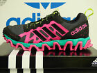 NEW AUTHENTIC ADIDAS Incision Trail Women's Running Shoes - Black/Pink;  BA8664