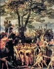 Romans Under the Yoke by Marc Gleyre (Classic French History Art Print)
