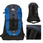 Trespass Craf Blue Small Rucksack Lightweight Hiking Backpack