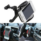 360° Car Air Vent Mount Cradle Holder Stand for Mobile Smart Cell Phone GPS New