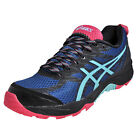 Asics Gel Fuji Trabucco Womens All Terrain Running Shoes Trail Trainers Poseidon