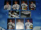 9x BMW Williams F1 Karten Cards Jenson Button Ralf Schumacher Juan Pablo Montoya