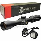 Nikko Stirling Diamond 4-14x44 First Focal Plane Telescopic Rifle Scope Sight