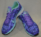 Nike Dual Fusion TR 2 Violet/Ice/Black Cross-Trainers Women's Shoes - Size 8/8.5